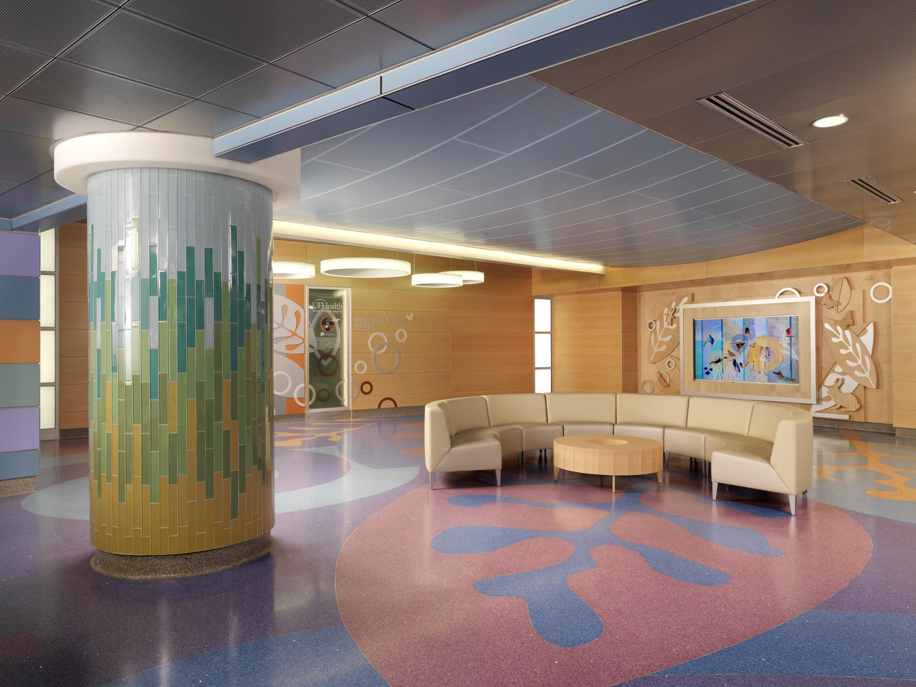 Installations » Arts in Medicine » Shands HealthCare » Shands ...