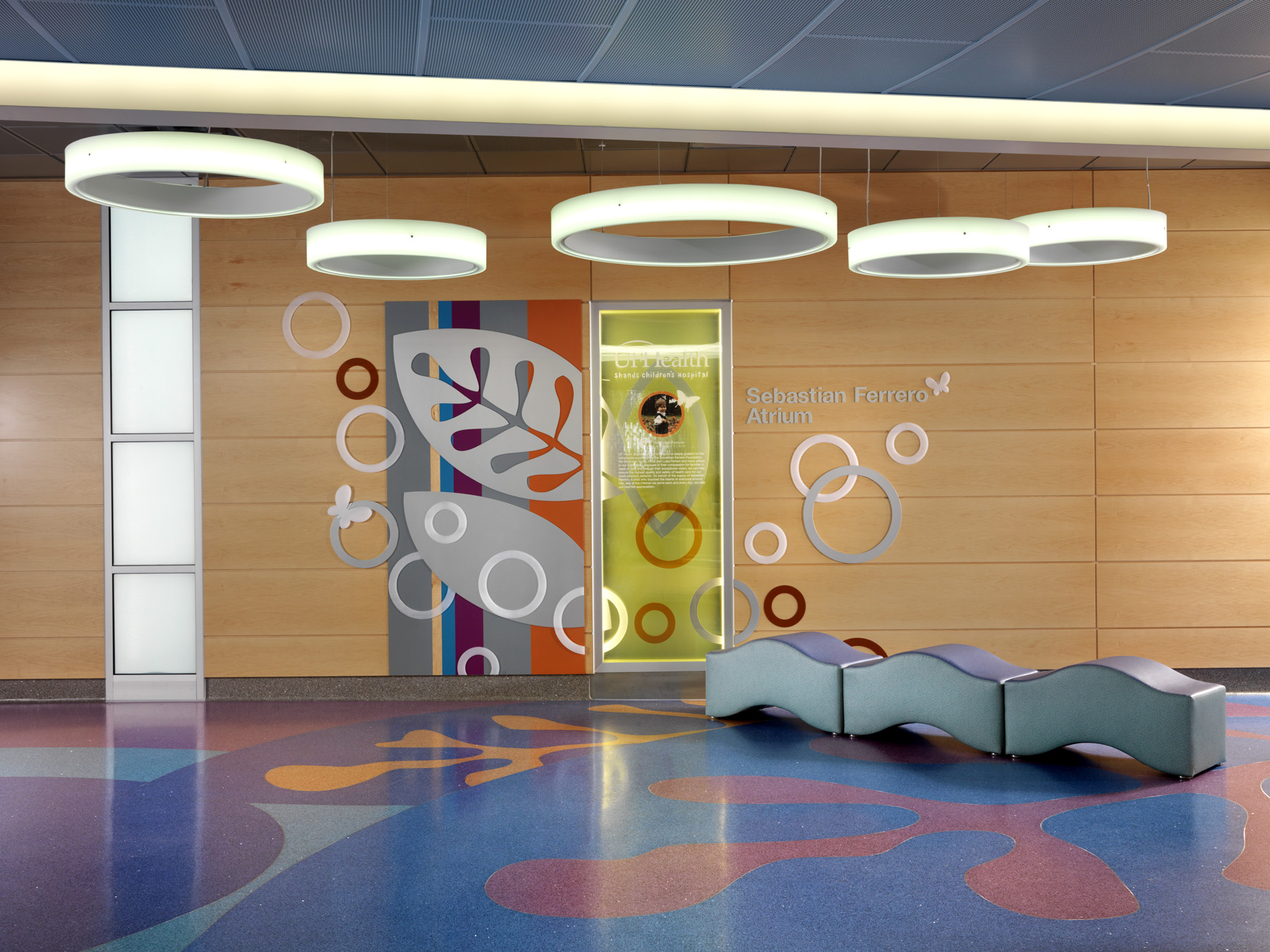 Installations Arts In Medicine Shands Healthcare Shands Healthcare University Of Florida