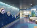 Chilrden's Hospital Atrium