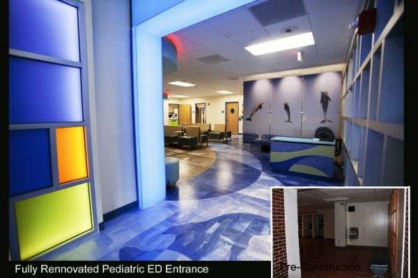 Pediatric ED Entrance