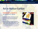 Art in Motion Exhibition