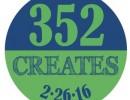 352Creates logo