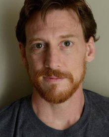 David Patrick Ford, headshot