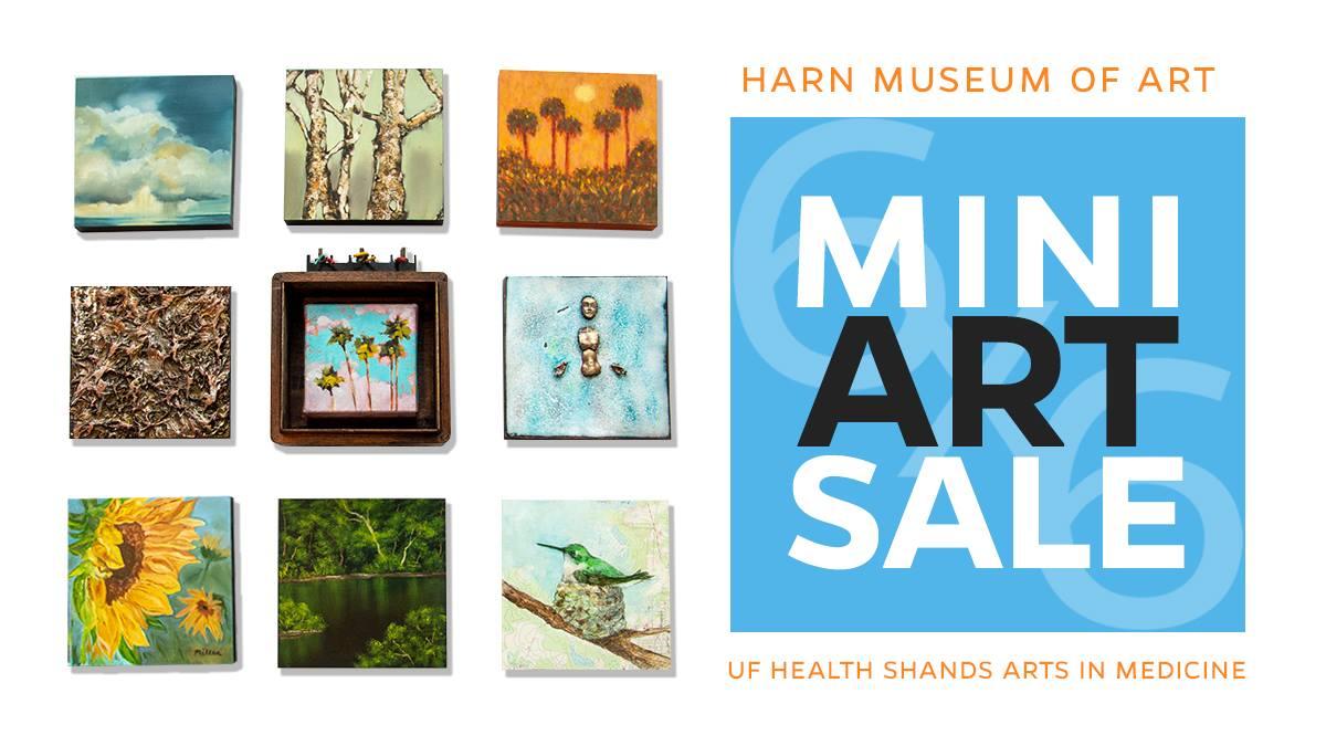 mini art sale