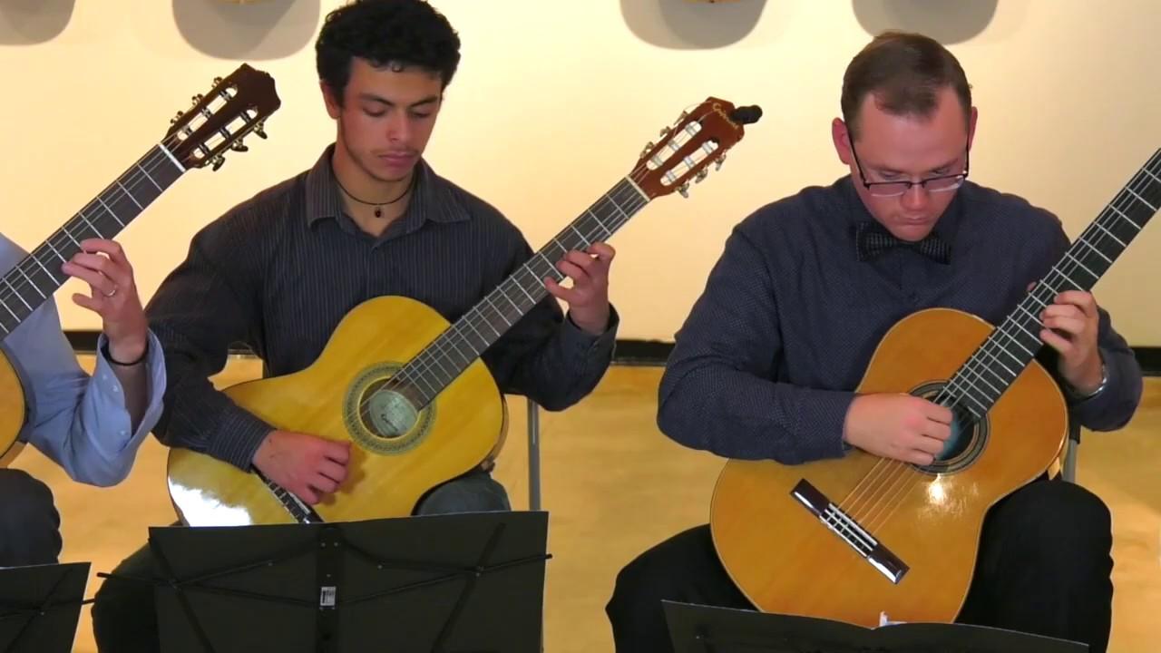 UF Guitar Ensemble