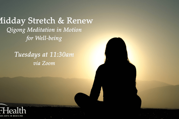Midday Stretch and Renew