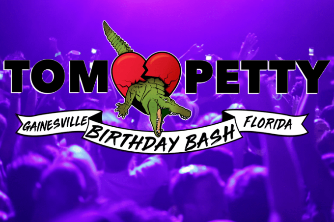 Tom Petty Birthday Bash
