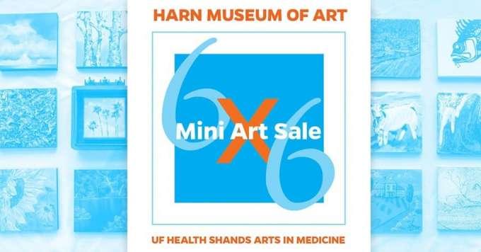 6x6 mini art sale